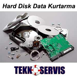 sabit disk üzerinden bilgi kurtarma, harddisk bilgi kurtarma