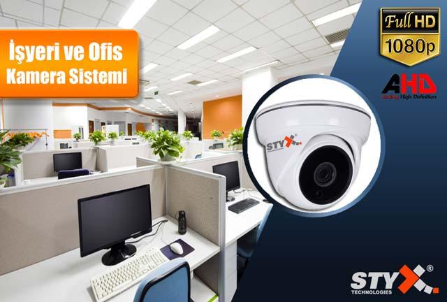 ofis kamera sistemleri ve işyeri kamera sistemleri