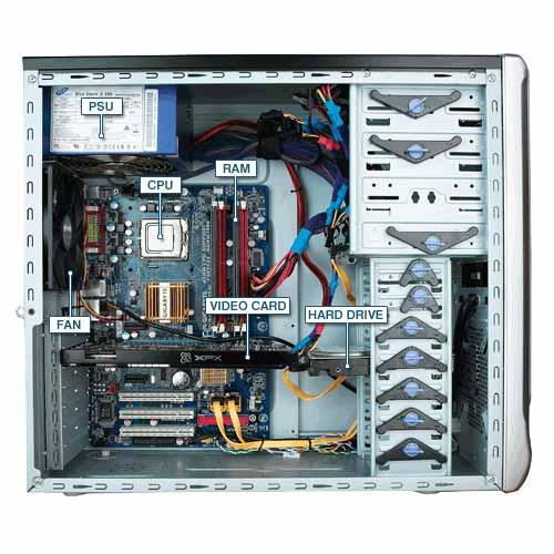 Pc masaüstü bilgisayarlar için donanım tamir ve bakım pc teknik servis hizmetleri
