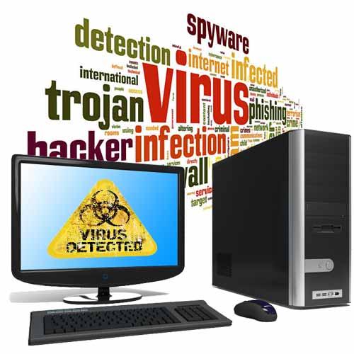 pc antivirüs, pc virüs ve reklam robotları temizliği, virüs temizleme teknik servis hizmetleri